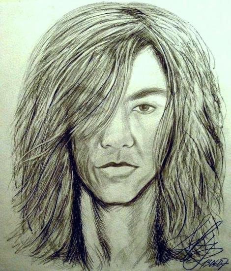 Duff McKagan by EvelinLang